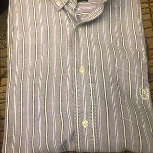Chaps men's button down shirt